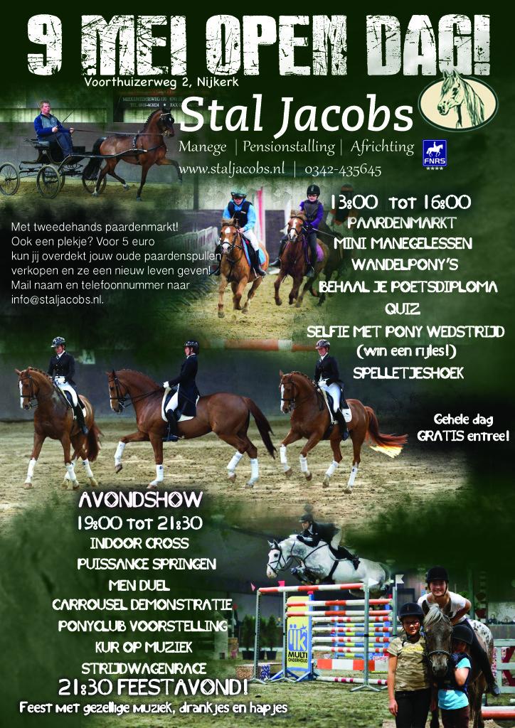 open dag jacobs V9